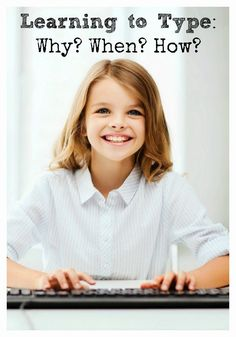 Resources for Introducing Typing and Keyboarding Skills to Kids