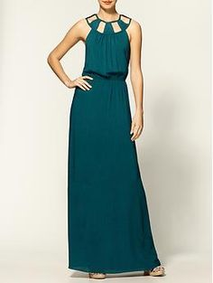 Tinley Road Cutout Maxi Dress | Piperlime