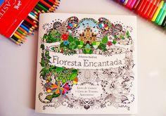Minha experiência com os livros de colorir antiestresse