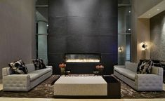Image result for hotel lobby fireplace