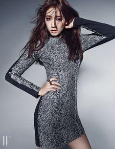 W Korea Title: Extreme Beauty Model: Park Shin Hye Photographer: Choi Yong Bin September 2014