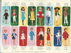 Catalogue Bella 1966 - MaryDol Toy Catalogs, Valley Of The Dolls, Vintage Barbie Dolls, Bisque Doll, Doll Maker, Vintage Ads, Fashion Dolls, Doll Outfits, Doll Toys