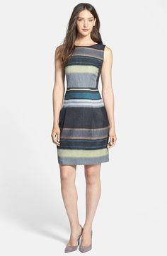Free shipping and returns on BOSS HUGO BOSS BOSS 'Dicoris' Stripe Sheath Dress at Nordstrom.com. Hazy stripes bring bold new attitude to a slim sheath beautifully tailored from a supple wool blend to wear now and into next season.