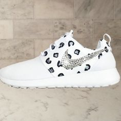 new arrival 63e0c 890a7 Custom Nike Shoes on  esty More a casual shoe, but really cool looking Roshe