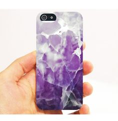 purple Marble Samsung Galaxy phone caseiphone 5/5s by mugandcase