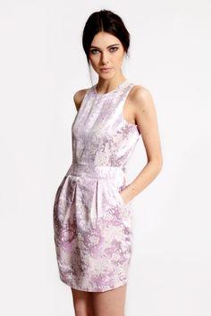 Boutique Mollie Rose Sleeveless Lantern Dress >> £30.00