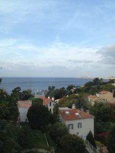 Corniche - Marégraphe - Iles in Marseille