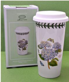 Portmeirion Botanic Garden Travel mug