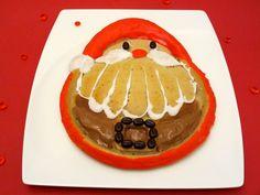 Père Noël à la cannelle