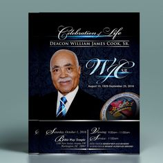 William Cook Celebration of Life by graphic_mikee23