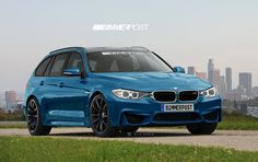Secret: 5 pictures of the BMW F31 M3 Touring