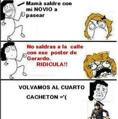 Haha.. love Gerardo Ortiz <3
