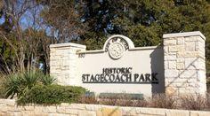 Historic Stagecoach Park - Buda, TX