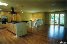 1000 images about split level ideas on pinterest split for Bi level kitchen remodel ideas