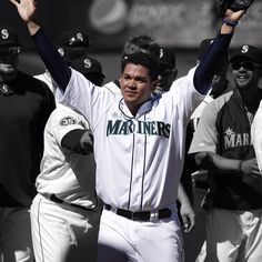 #OTD in 2012, Felix was perfect. #Mariners #ThrowbackThursday 8/15