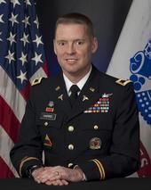 Col. Mark Harris ('87), Chief of Clinical and Business Operations at Joint Task Force National Capital Medicine