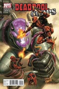 Deadpool Corps #5 (Issue)