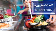 Get the Lowdown on Back-to-School Nutrition @foodinsight #client