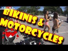 Motorcycle Rally ~ Wasaga Beach 2017 - YouTube