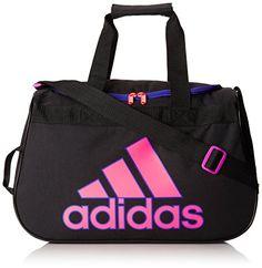 adidas Diablo Small Duffel Bag, Black/Night Flash Purple/Solar Pink, 11 x 18.5 x 10-Inch adidas Performance http://www.amazon.com/dp/B00LTZ8XHW/ref=cm_sw_r_pi_dp_cxl8ub18CB01F