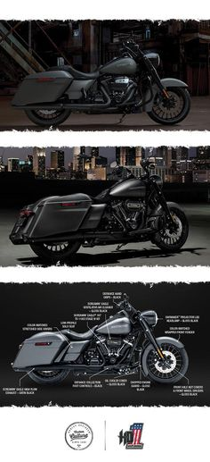 All hail the King. | 2017 Harley-Davidson Road King Special