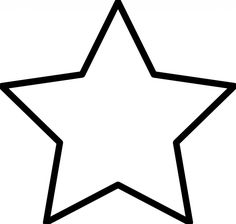 Stars Coloring Pages Printable