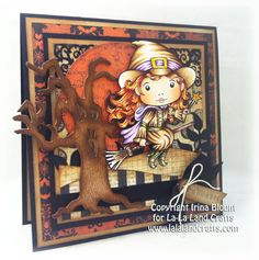 La-La Land Crafts Blog: The Witch is in!