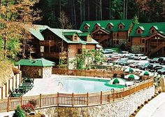 Gatlinburg, Tenessee.  Westgate Smoky Mountain Resort & Spa provides all the comforts of home after a busy day sightseeing at Great Smoky Mountains National Park, Dollywood or downtown Gatlinburg. A non-smoking resort, one bedroom villa includes 1-kind bed, 1-queen sleeper sofa, washer/dryer, and full kitchen. Perfect retreat for a mountain getaway!   http://getthe.roviadreams.com/dreamtrips/resortgetaways