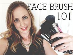 Two Minute Tutorial: Face Brush 101. Short and super helpful video all about your makeup brushes for the face! Must watch!