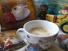 Autumn and my White Coffee www.spiritcoffee.dxnnet.com www.lelekliget.ganodermakave.hu