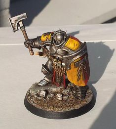 Crimson Templars and Other Dangerous Things - Stormcast Eternal - Page 4 - Forum - DakkaDakka | Its all good until someone loses a bionic eye.