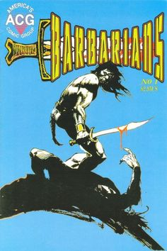 The story was reprinted in the Canadian comics book Barbarians #1. That issue featured a stunning Tony DeZuniga cover, a swipe of Frank Frazetta's Tanar of Pellucidar. Other artists featured in that issue were Michael Kaluta, Joe Staton & Wayne Howard. Writers included Nicola Cuti & Wayne Howard. On back cover, the same art work as front cover was featured, but without part of the logo and a different background color. See my blog @ http://beachbumcomics.blogspot.com/