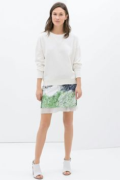 25 Throw-On-And-Go Skirts For Every Occasion #refinery29  http://www.refinery29.com/66389#slide5