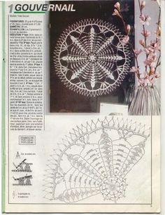 133/18 Crochet Doily Diagram, Crochet Doily Patterns, Crochet Mandala, Crochet Doilies, Crochet Home, Love Crochet, Knit Crochet, Diy Christmas Angel Ornaments, Christmas Angels