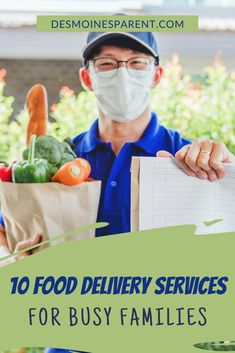 food delivery, grocery delivery, meal planning, meal prep, meal preparation, busy families Restaurant Delivery Service, Meal Delivery Service, Easy One Pot Meals, Easy Dinners, New Recipes For Dinner, Order Food Online, Late Night Snacks, Healthy Food Options, Kid Friendly Meals