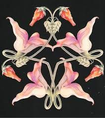 Image result for vagina flowers skull tattoo