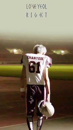 Love me right chanyeol