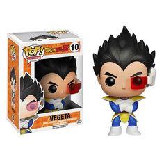 Funko Pop! Dragon Ball Z - Vegeta - The Mighty Collector