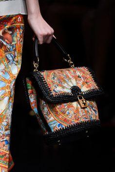 Dolce & Gabbana | Spring 2013 Ready-to-Wear