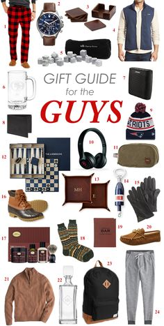 24 Gift Ideas for the Men in Our Lives Valentines Presents For Boyfriend, Christmas Presents For Him, Birthday Presents For Grandma, Funny Valentines Gifts, Valentines Gifts For Boyfriend, Gifts For Your Boyfriend, Gifts For Dad, Funny Gifts, Holiday Gifts
