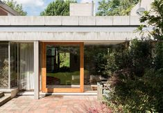 Drax Avenue, London SW20. by Sir Philip Dowson — £2.85M Freehold. The Modern House Estate Agents