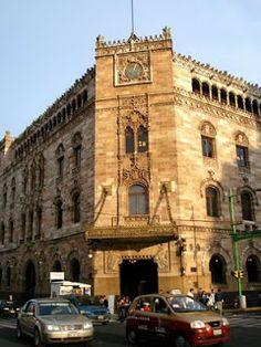 México:Palácio Postal
