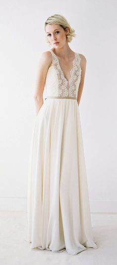 Truvelle 2015 Bridal Collection and Lookbook | bellethemagazine.com