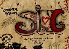 Sing, My Chemical Romance