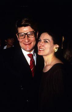 1991 - Paloma Picasso & YSL