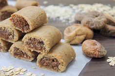 Raw fig rolls