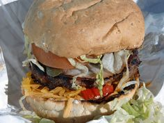 Burger 55 Burger Penticton, BC These are the very best ever burgers made! Oh they make \Gluten free buns also! Gluten Free Buns, Pulled Pork, Burgers, Hamburger, Travelling, Bible, Restaurant, Ethnic Recipes, Food
