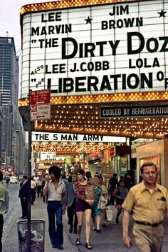 NEW YORK CITY (1971)