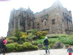 Edinburgh Castle  http://babsscribbles.wordpress.com/2013/06/19/edinburgh-castle-on-the-rock/