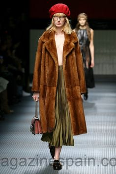 Milan Fashion Week 2015: Gucci
